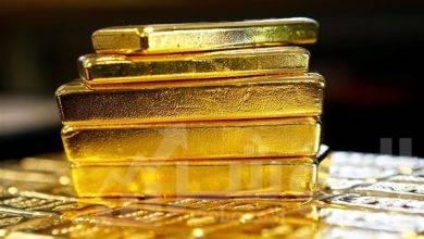 صورة تراجع سعر أوقية الذهب بنسبة 0.8 %