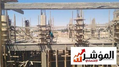 صورة الإسكان: بدء تنفيذ الموقف الإقليمي على مساحة 62000م بمدينة 6 أكتوبر