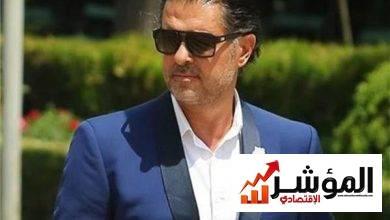 صورة راغب علامة يهنئ هاني شاكر بفوزه في انتخابات نقابة الموسيقيين