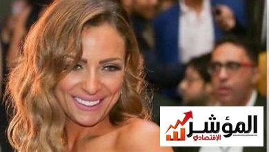 صورة ريم البارودي ترقص في كواليس مسرحية جوازة مرتاحة ..فيديو