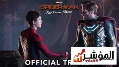 صورة في شهر.. spider man : far from home يحقق مليار دولار