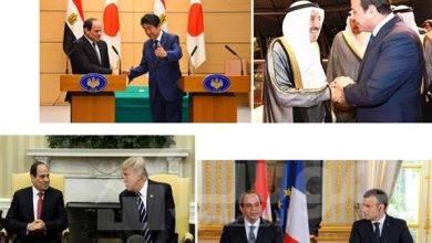 """صورة النواب: زيارات """"السيسي"""" الخارجية عززت علاقات مصر مع دول العالم في مختلف المجالات"""