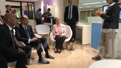 """صورة """" وزير الاتصالات """"يعقد عدد من اللقاءات لتعزيز التعاون المصري الفرنسي في مجالات تنمية المهارات الرقمية والذكاء الاصطناعي"""