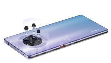 صورة هاتف HUAWEI Mate 30 Pro يحصد أعلي التقييمات في اختبارات منصة DXOMARK