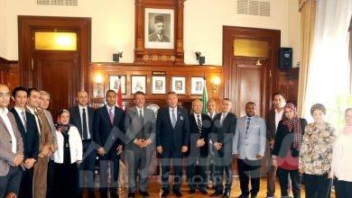 """صورة مؤسسة """" بنك مصر لتنمية المجتمع """" توقع أربعة بروتوكولات تعاون مع مؤسسات المجتمع المدني لتمويل التنمية الشاملة لعدد من القرى والمناطق العشوائية الأكثر استحقاقا"""