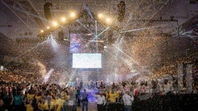 """صورة ملتقى """"كيونت العالمي """" في ماليزيا يجمع  ما يقرب من 10000 رائد أعمال من جميع انحاء العالم"""