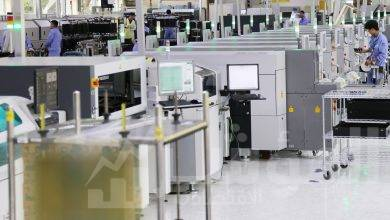 """صورة """" إريكسون """" تعلن عن تشغيل مصنعها الذكي الأول في الصين"""