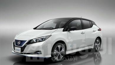 """صورة خطوة جديدة لشركة  """" نيسان """" في الارتقاء بشبكات السيارات الكهربائية"""