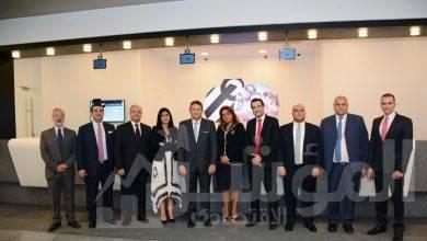 """صورة """" بنك عوده- مصر """" يفتتح فرعه الجديد بالمقر الرئيسي  بالقاهرة الجديدة"""