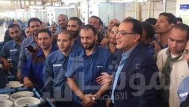 صورة رئيس الوزراء يتفقد مُجمع الصناعات الصغيرة والمتوسطة بمنطقة بياض العرب الصناعية ببني سويف