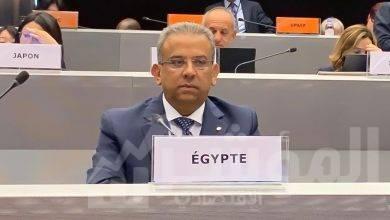 """صورة """" البريد المصري """" يشارك في المؤتمر الاستثنائي الثالث لاتحاد البريد العالمي بسويسر"""