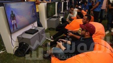 صورة انطلاق قمة الرياضات الالكترونية وسط اقبال من الاف اللاعبين والمشجعين