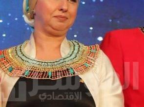 صورة سفيرة أوبرا عايدة  : عودة الاوبرا رسالة للعالم بان مصر بلد الامن والأمان