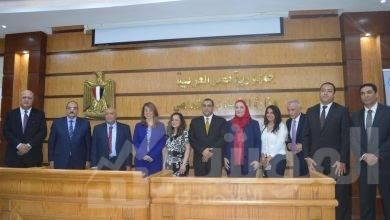 """صورة """"أمريكانا مصر"""" توقع بروتوكول تعاون مع وزارة التضامن الاجتماعي لتدريب  40شاب وشابة من ذوي القدرات الخاصة"""