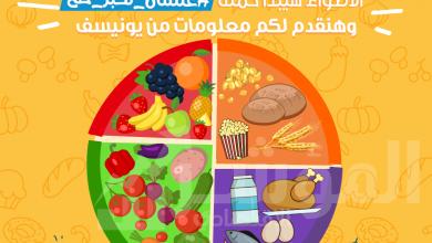 """صورة """" نهضة مصر """" تتعاون مع اليونيسف للتوعية بأهمية التغذية السليمة للأطفال"""