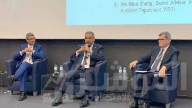 """صورة """" البريد المصري """"  يشارك في اجتماعات مجلس إدارة اتحاد البريد العالمي"""
