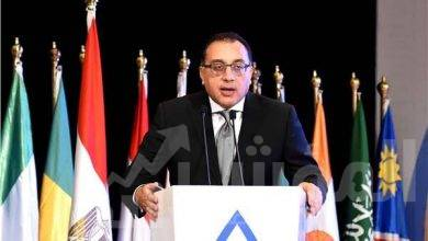 """صورة """" رئيس الوزراء """" يفتتح أسبوع القاهرة الثاني للمياه 2019"""