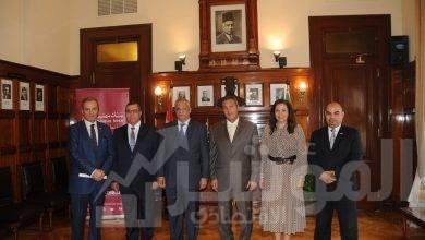 """صورة """" بنك مصر """" يوقع بروتوكول تعاون مع جامعة 6 أكتوبر"""