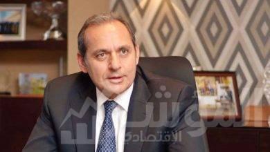 هشام عكاشه رئيس مجلس ادارة البنك الاهلي المصري