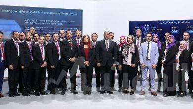 """صورة """" المصرية للاتصالات """" تحتفل بتخريج دفعة جديدة من برنامج """"إعداد القادة"""""""