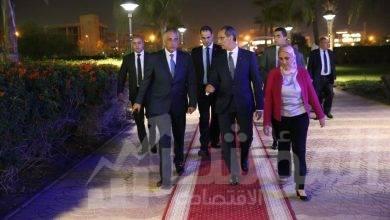 صورة إطلاق أول مسابقة فرنسية- مصرية للشركات الناشئة في مصر
