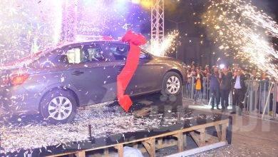 """صورة """" مول طنطا """" يقدم سيارة بيجو 301 كهدية للفائز في سحب مهرجان التسوق"""