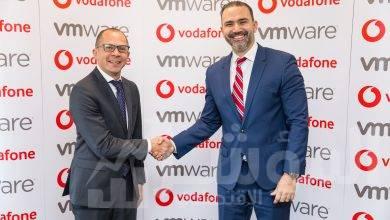 صورة فودافون أول مقدم معتمد من VMware لخدمات ال Cloud في مصر