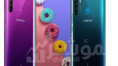 """صورة انفينكس"""" تستعد لإطلاق هاتفها الجديد Infinix S5"""