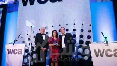 """صورة """"WE"""" تفوز بجائزة أفضل مبادرة للمسئولية المجتمعية لشركات الإتصالات على مستوى العالم"""