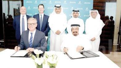 """صورة """" زين """" تختار """" إريكسون """" لإطلاق تقنية الجيل الخامس في البحرين"""