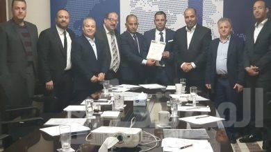 صورة تامر وجيه رئيسًا للإتحاد العربى للتطوع والمواطنة