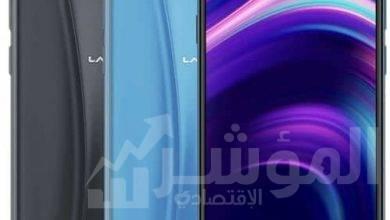 """صورة """" لافا """"  تدشن  عامها الثالث فى السوق المصرى بإطلاق أحدث هاتف ذكى لها  ( إيريس 54 )"""