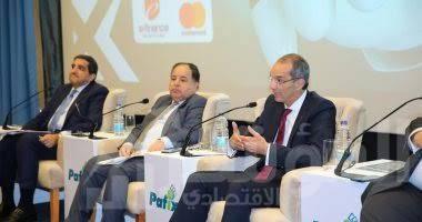 """صورة وزير الاتصالات : """" مصر الرقمية """"مسئولية مشتركة بين كل عناصر مؤسسات الدولة"""