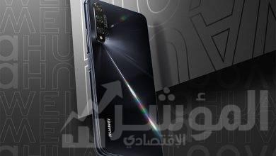 صورة هواوي تكشف عن هاتفها HUAWEI Nova 5T الجديد
