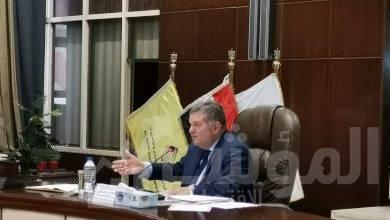 """صورة وزير قطاع الأعمال العام يترأس """"عمومية القابضة للنقل البحري والبري"""""""