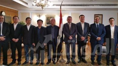 """صورة وزير قطاع الأعمال العام يبحث آليات التعاون مع """"دونج فينج"""" الصينية"""