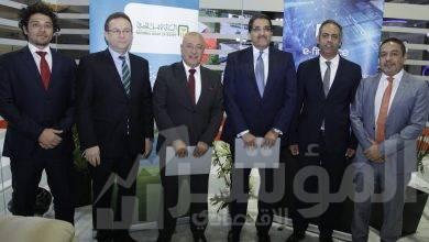 """صورة """" البنك الاهلي المصري """" يوقع بروتوكول تعاون مع شركة """"إى فاينانس"""""""