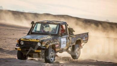 صورة مكادى هايتس تستضيف الجولة الثالثة من بطولة مصر للراليات الصحراوية