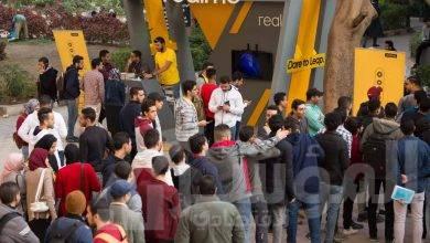 صورة ندوة تعريفية لشركة realme لشباب جامعة القاهرة