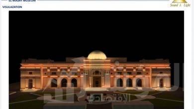 صورة شركة مصر للصوت والضوء تبدأ تنفيذ مشروع إنارة ميدان التحرير