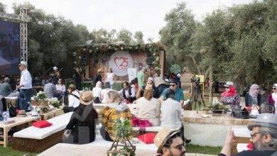 صورة وادي فوود تحتفل بمهرجان حصاد الزيتون الرابع في مص