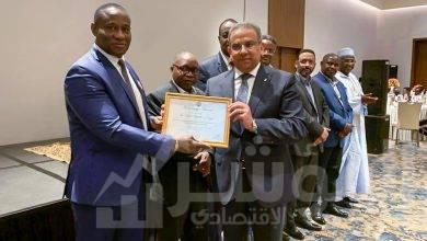 صورة مصر تفوز بجائزة التميز لأفضل تطوير لهيئة بريدية علي مستوي افريقيا