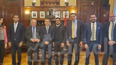 """صورة """" بنك مصر """" يحصد جائزة البنك الأسرع نمواً في عمليات التسوق عبر شبكة الإنترنت"""