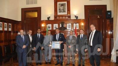 """صورة """" بنك مصر """" يحصل على شهادة التوافق مع المعايير العالمية لتأمين بطاقات الدفع بأحدث إصداراتها"""