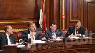 صورة وزير قطاع الأعمال العام يستعرض خطة تطوير شركتي النصر والهندسية للسيارات