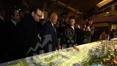 صورة المهندس نجيب ساويرس يفتتح رسمياحديقةZED