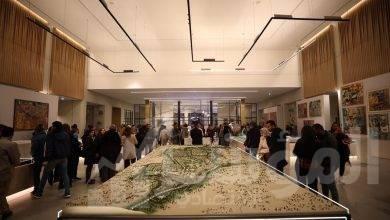 صورة أب تاون كايرو تستضيف معرضا فنيا للوحات والحلىفي إطار اهتمامها برعاية الأحداث الثقافية والفنية