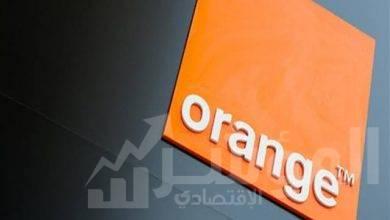 """صورة """" اورنچ مصر"""" الشبكة الأسرع في تحميل بيانات الإنترنت"""