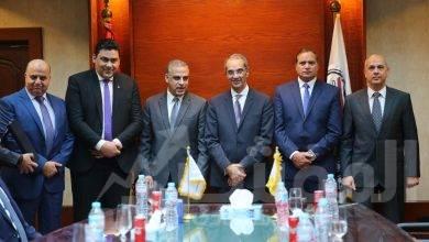 """صورة """" طلعت """" يشهد توقيع بروتوكول تعاون بين وزارة الاتصالات ومحافظة سوهاج"""