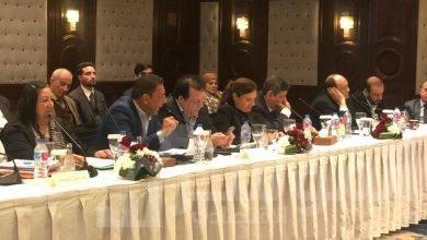 صورة بالصور .. تفاصيل اجتماع وزير السياحة والاثار والطيران مع جمعية مستثمري جنوب سيناء
